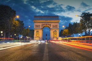 Champs-Elysées Paris - Dream Coach Travel